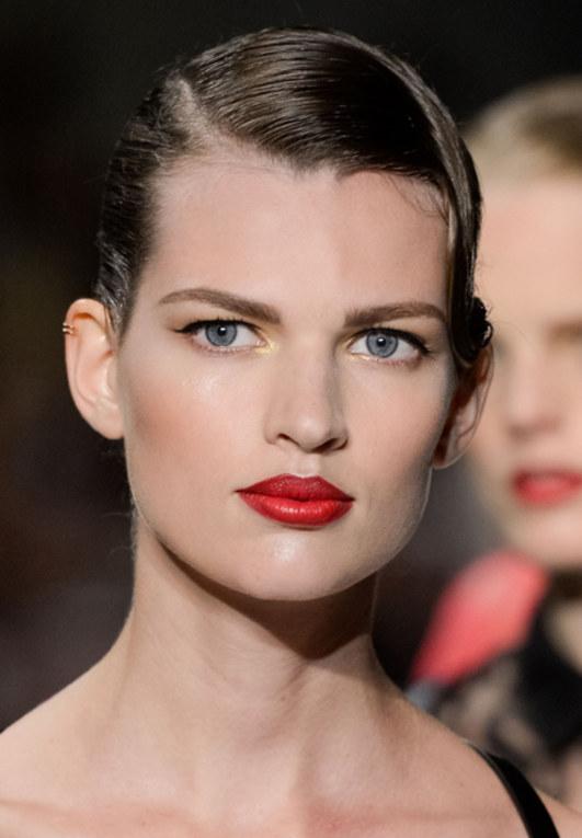 Trend-Looks: Die Make-ups der Fashion Weeks