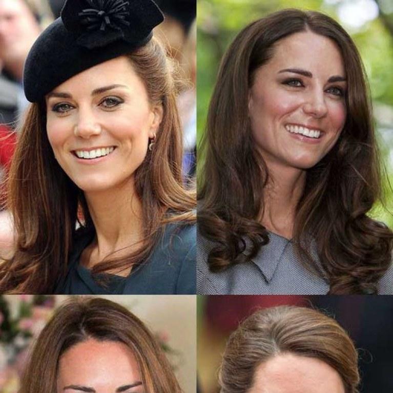 Royaler Superstar Die Schonsten Frisuren Von Herzogin Kate