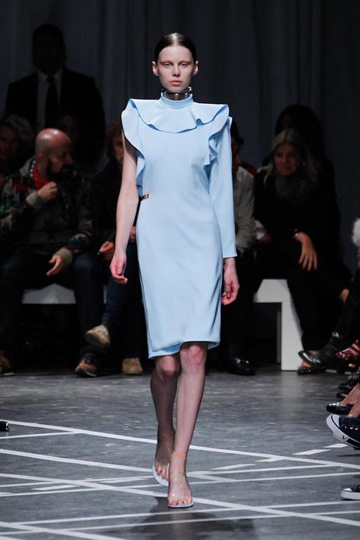 Givenchy by Riccardo Tisci Parigi Fashion Week primavera/ estate 2013