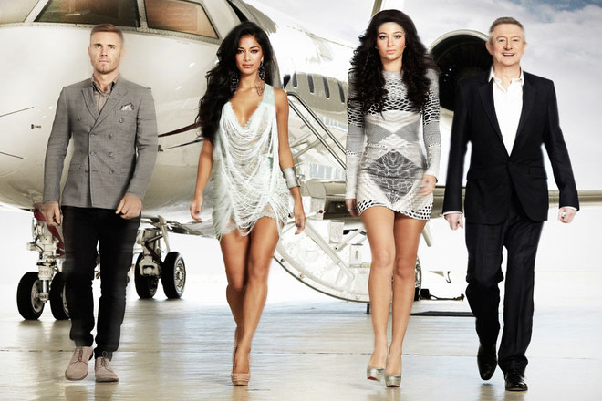 X Factor 2012: The finalists
