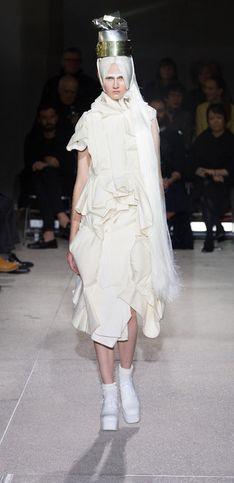 Comme des Garçons Parigi Fashion Week primavera/estate 2013