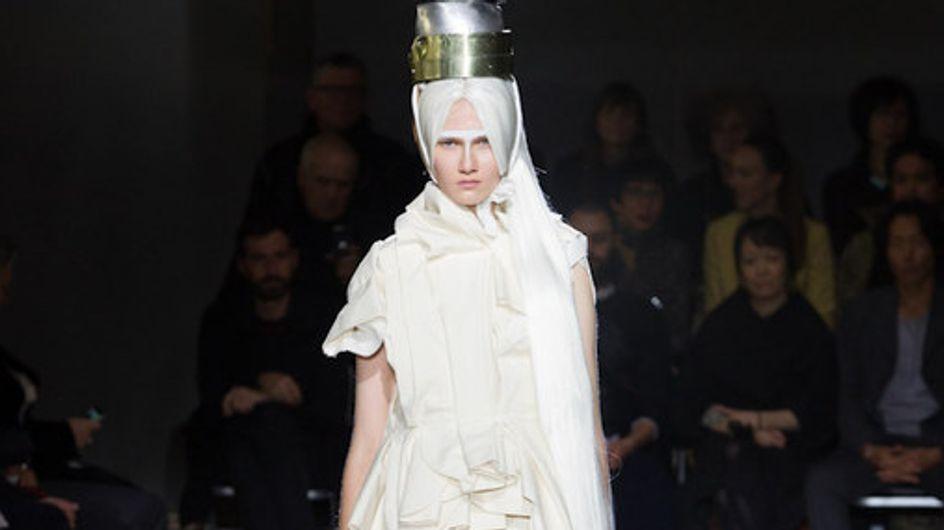 Comme des Garçons - Paris Fashion Week Spring Summer 2013
