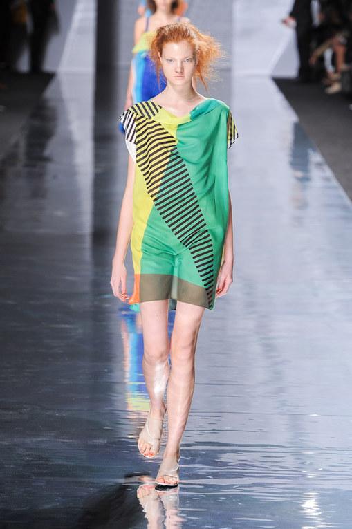 Issey Miyake at Paris Fashion Week Spring Summer 2013