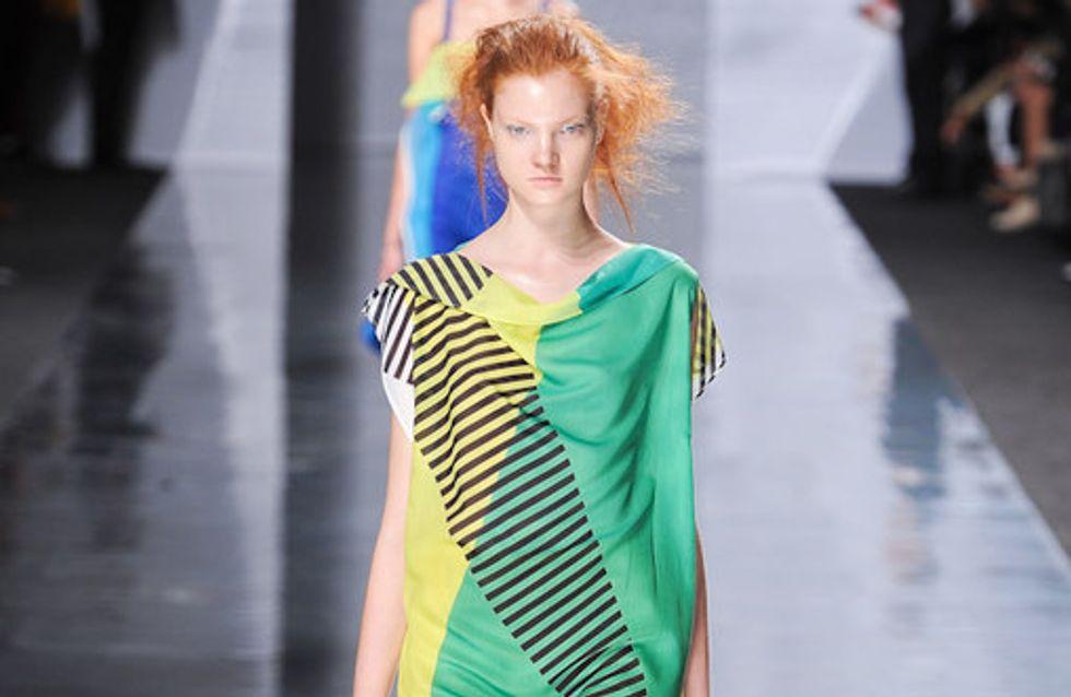 Issey Miyake - Paris Fashion Week Spring Summer 2013