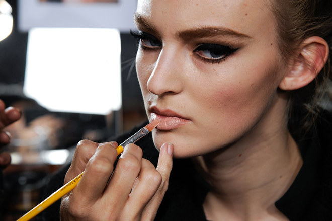 L'autunno nel make-up