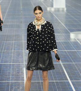 Chanel - Paris Fashion Week Spring Summer 2013