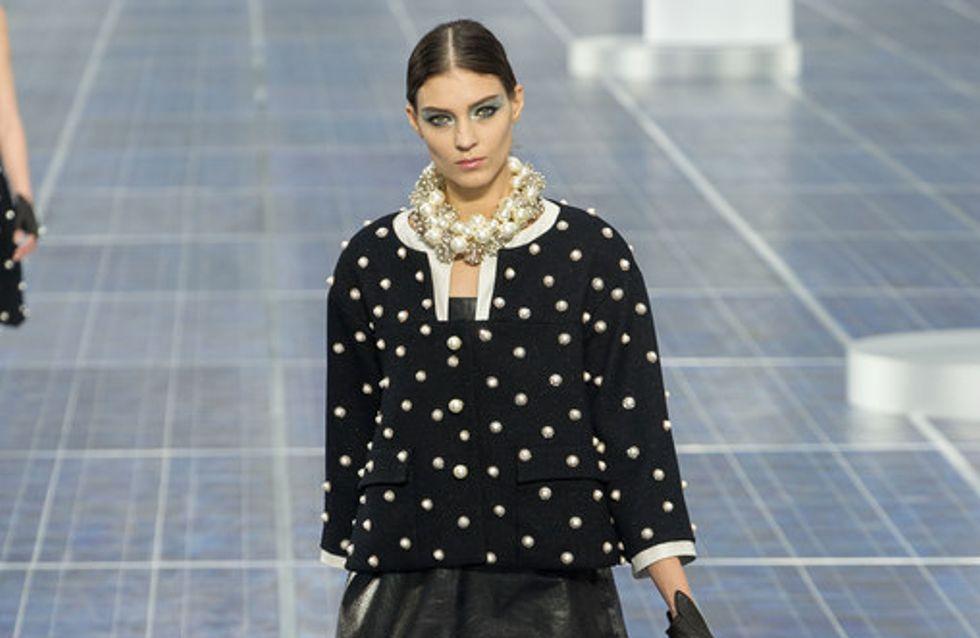 Chanel Parigi Fashion Week primavera/estate 2013