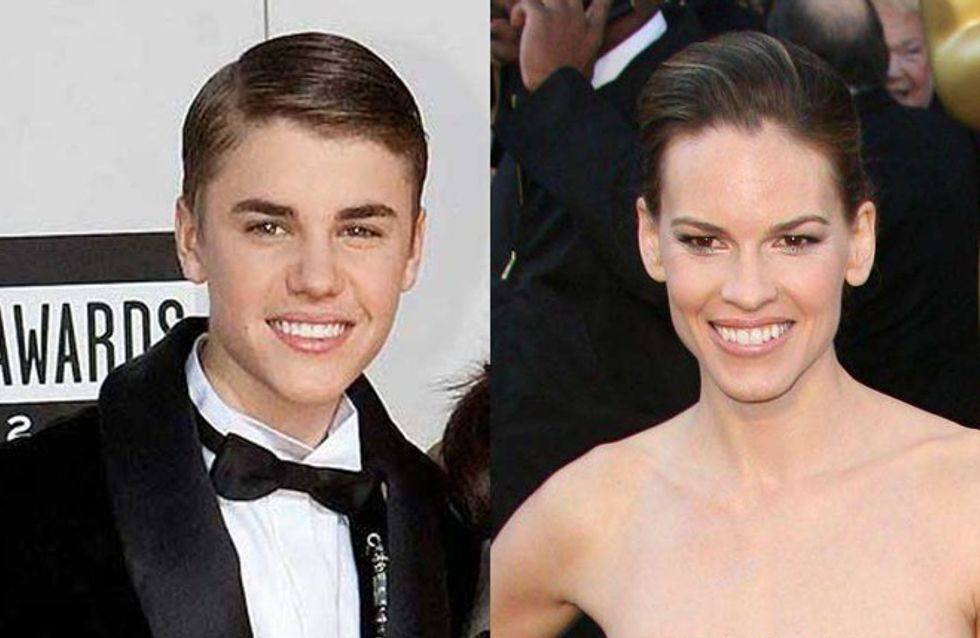 Celebrity look alikes: Stars and their doppelgangers