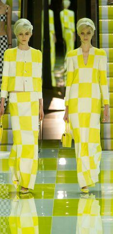 Louis Vuitton, une collection hypnotique