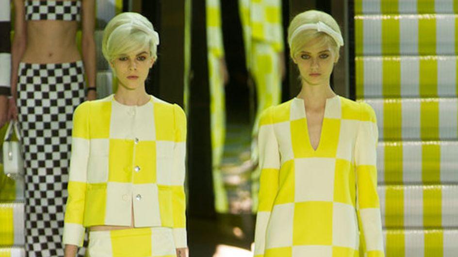 Louis Vuitton - Paris Fashion Week Spring Summer 2013