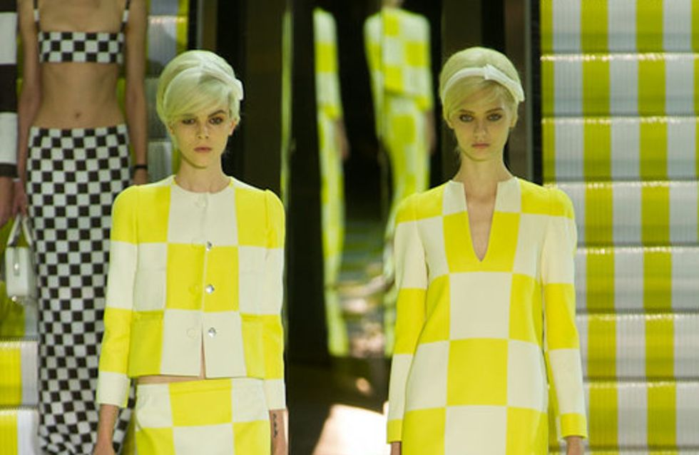 Louis Vuitton, une collection hypnotique