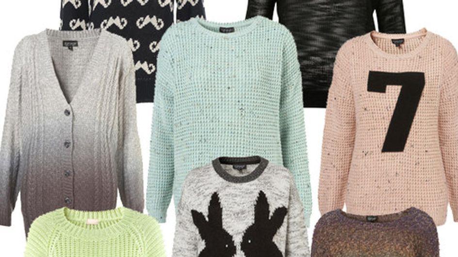 Nifty knitwear: 50 Cosy knits
