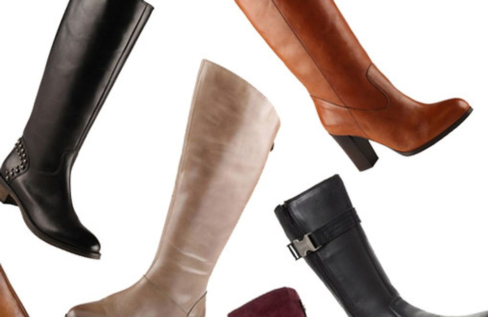 Winter boots: cute style ideas