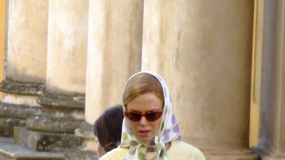 Nicole Kidman, un clon de Grace Kelly