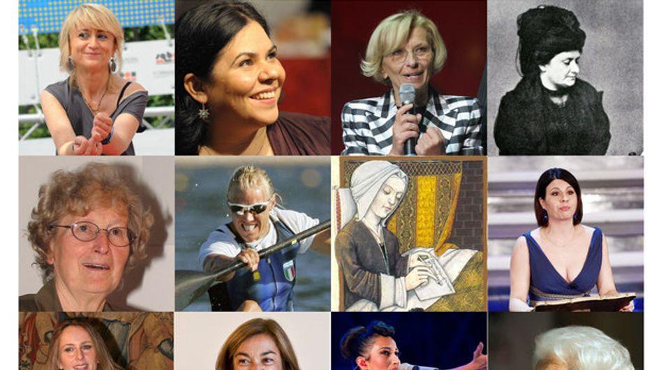 Donne della storia d'Italia. L'indipendenza al femminile