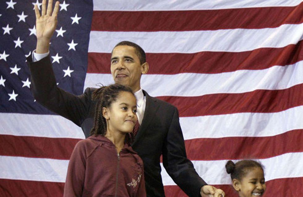 Malia und Sasha Obama: Die schönsten Bilder der First Kids