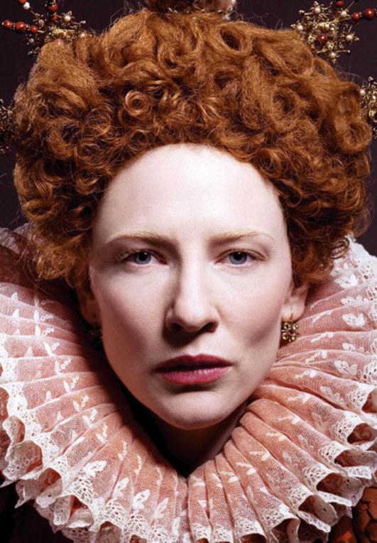 Cate Blanchett in 'Elizabeth – Das goldene Königreich'