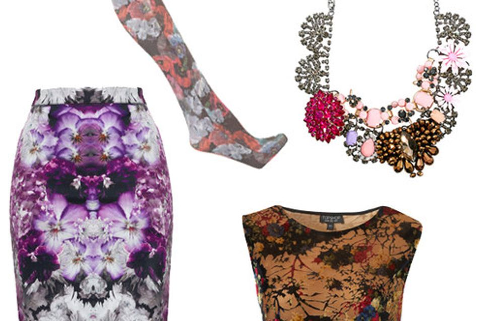 Winter florals: 50 Fab flowery finds