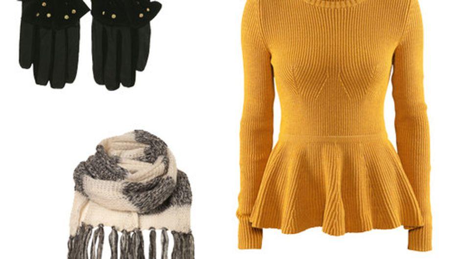 Winter work wardrobe: 50 Fashion finds