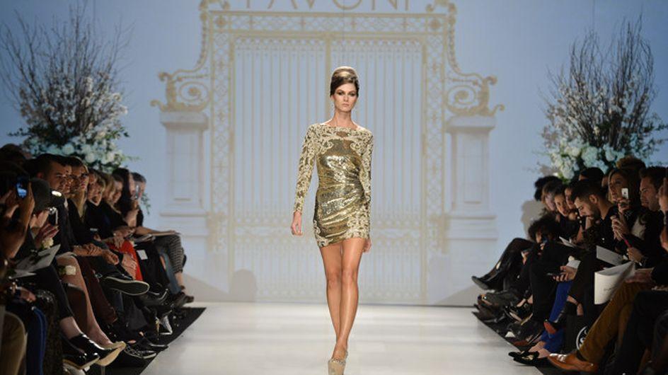 Semaine de la mode à Toronto défilé Pavoni