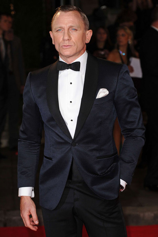 Die 'Skyfall'-Weltpremiere in London