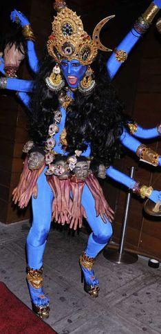 Halloween: Celebrities en hun outfits