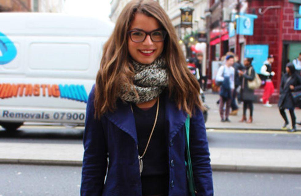 London Street Style October 2012