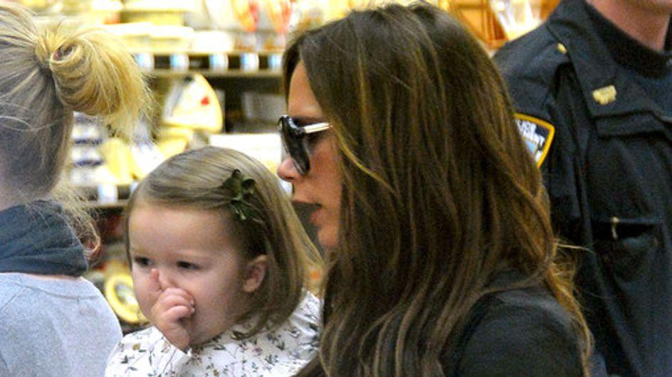 Victoria Beckham e Harper Seven: shopping a New York