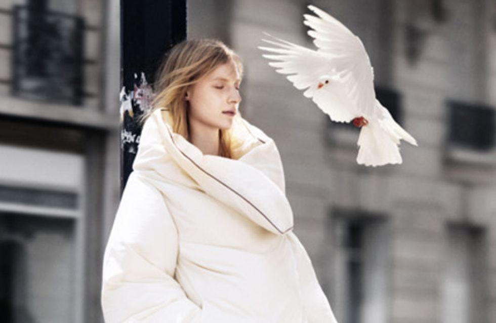 Wir haben sie! Mode von 'Maison Martin Margiela' für H&M