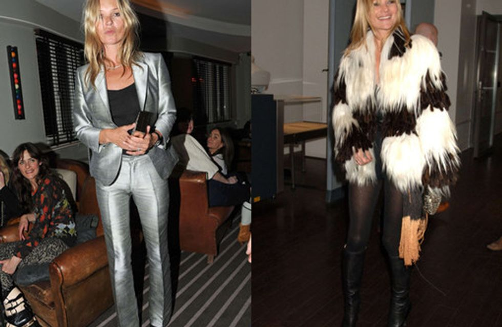 Kate Moss style: Her best fashion moments
