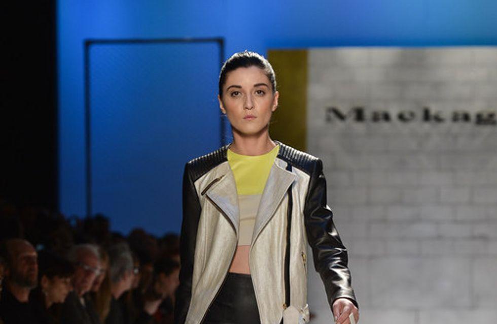 Semaine de la mode Toronto Défilé Mackage
