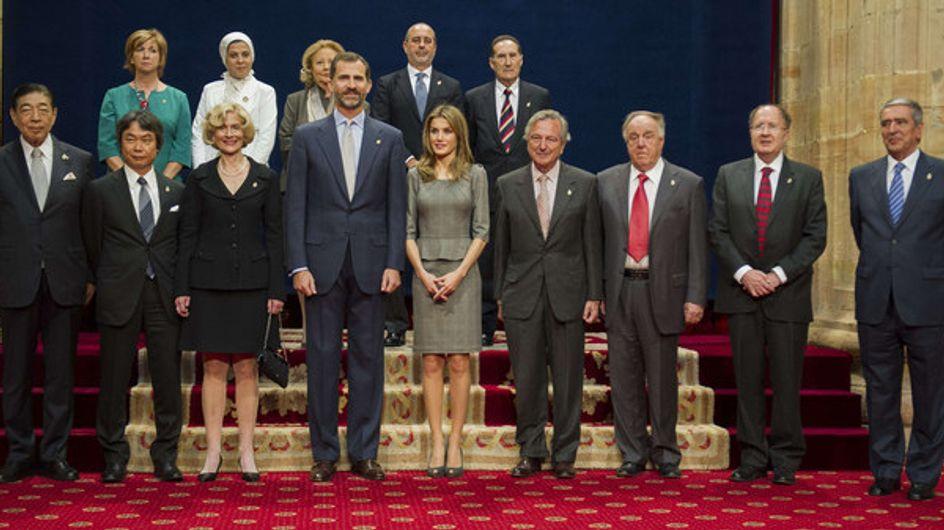 Premios Príncipe de Asturias: los galardonados