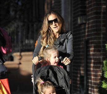 Sarah Jessica Parker mamma perfetta a New York