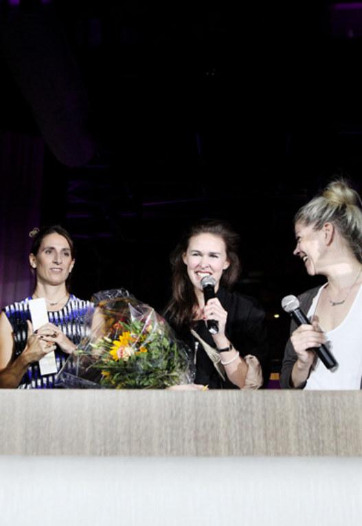 Prix Lily 2012: 2 créatrices se partagent le prix