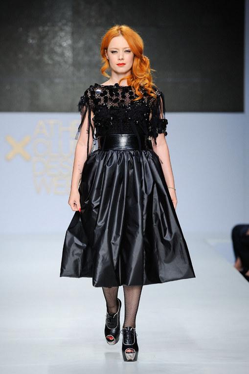 Il meglio di Atene Fashion Week primavera/estate 2013 - Celebrity Skin