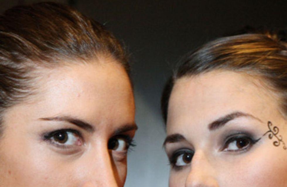 Lily Swiss Fashion Contest 2012 backstage