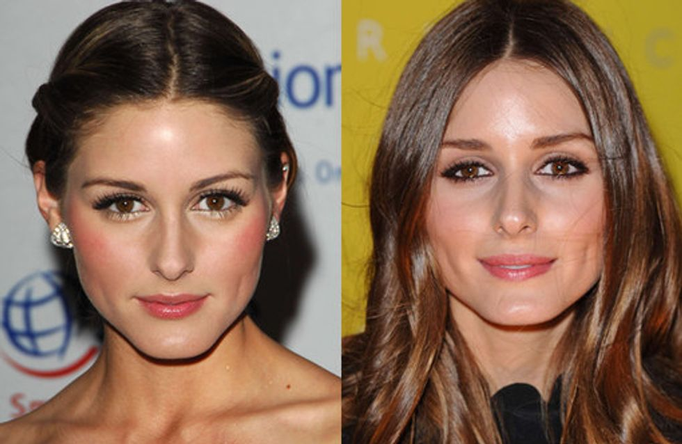 Stil-Ikone Olivia Palermo: Ihre 40 schönsten Frisuren