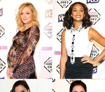 The best dressed at Cosmopolitan's Ultimate Women of The Year Awards 2012