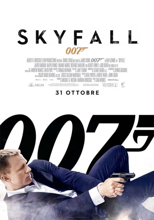 I film in uscita a Novembre 2012