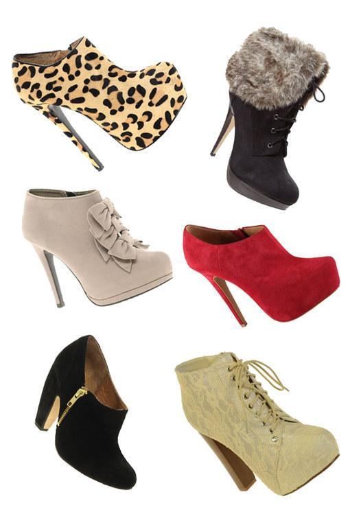 Shoe boots: Snug 'n stylish
