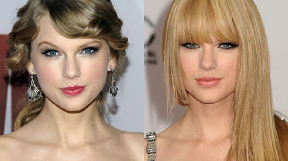 Taylor Swift hair: Her tresses through time