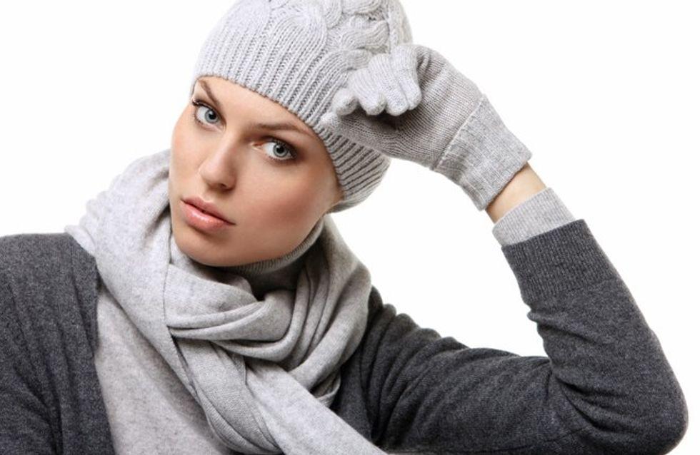La mejor moda para estar calentita: ¡Prendas de punto!
