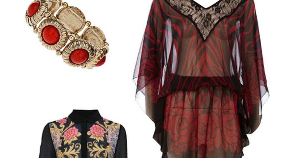 Oriental fashion: 30 Eastern inspired finds