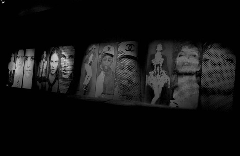 """Expo Chanel : """"La petite veste noire"""" au Grand Palais"""