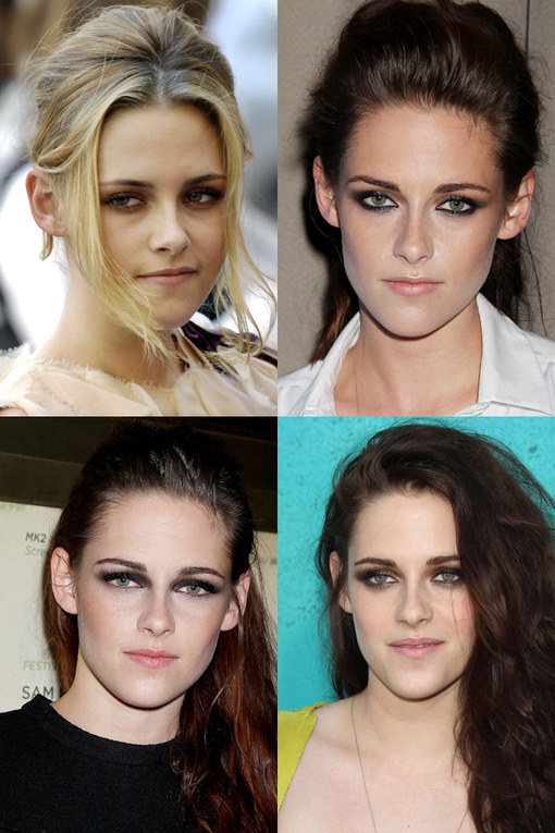 Kristen Stewart hair: Gorgeous grungy locks