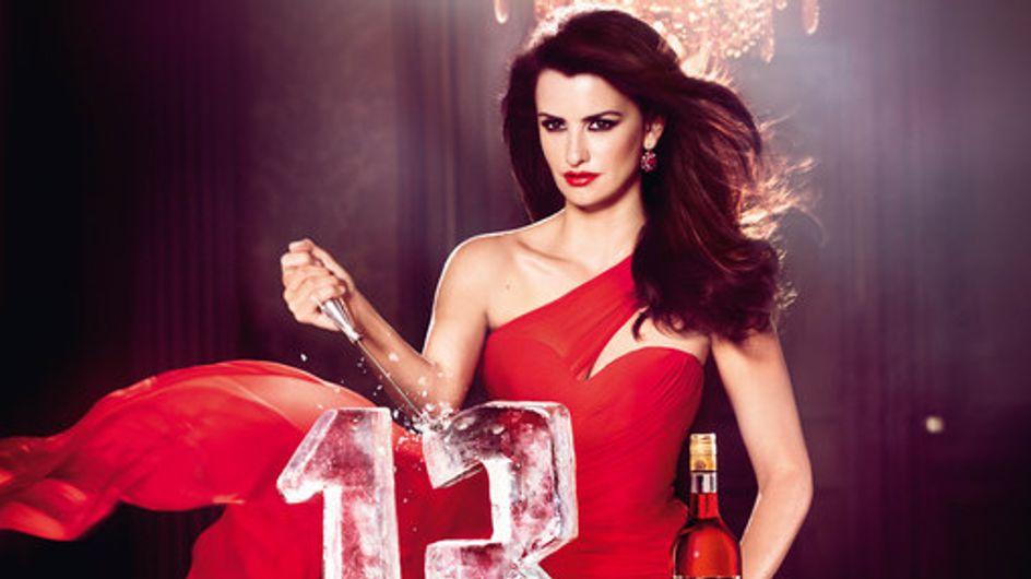 Penélope Cruz protagoniza el Calendario Campari 2013