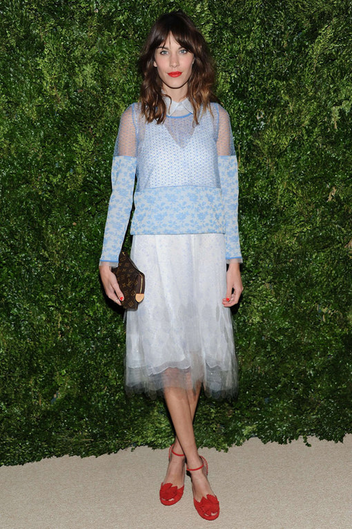 The best dressed at Vogue's CFDA Fashion Fund Event