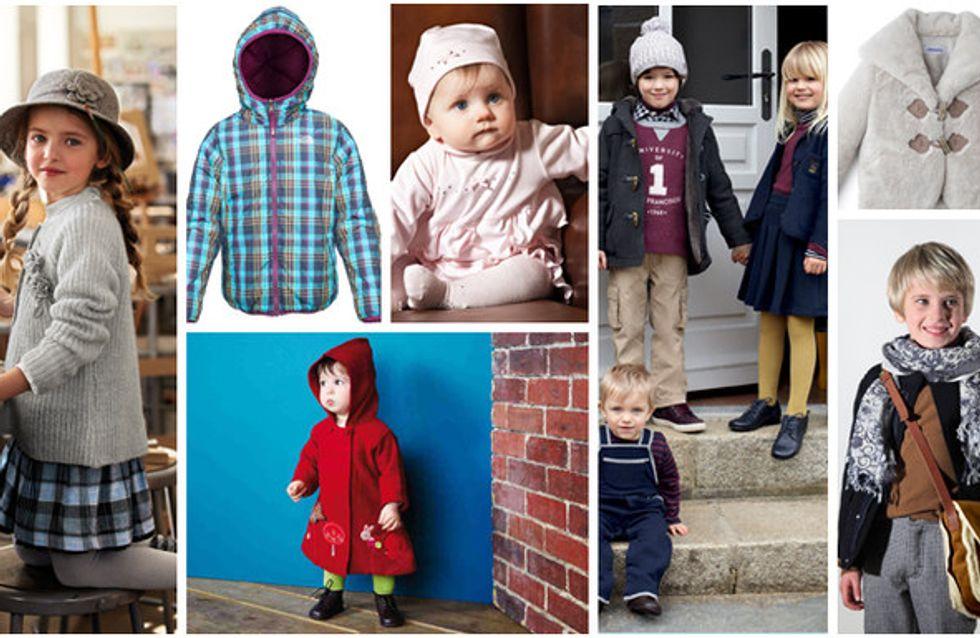 Un inverno a misura di bambino. La moda calda per i più piccoli