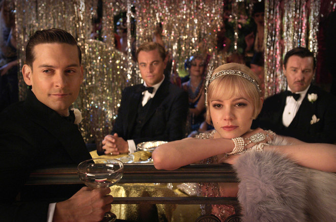 Tutti al cinema. I grandi film in uscita nel 2013 con le più belle immagini - The Great Gatsby di Baz Luhrmann