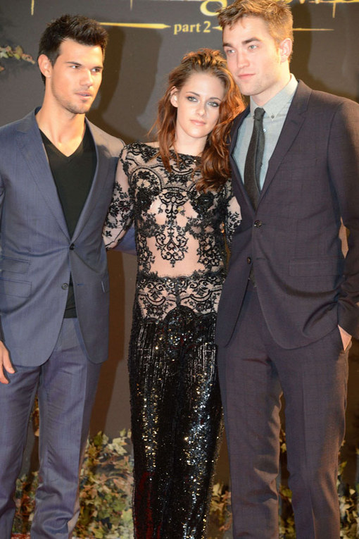 The Twilight Saga: Breaking Dawn - Part 2 UK premiere